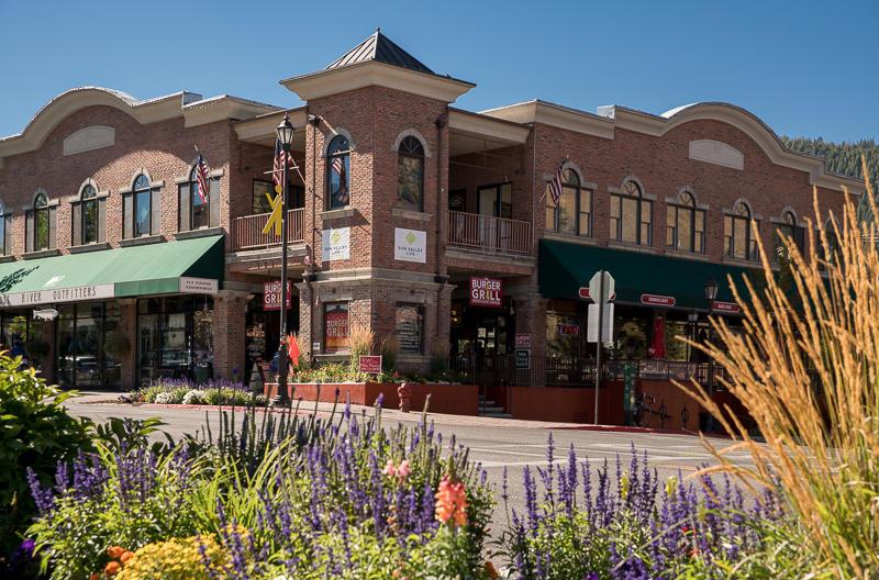 The Jones Building sold in Ketchum, Idaho