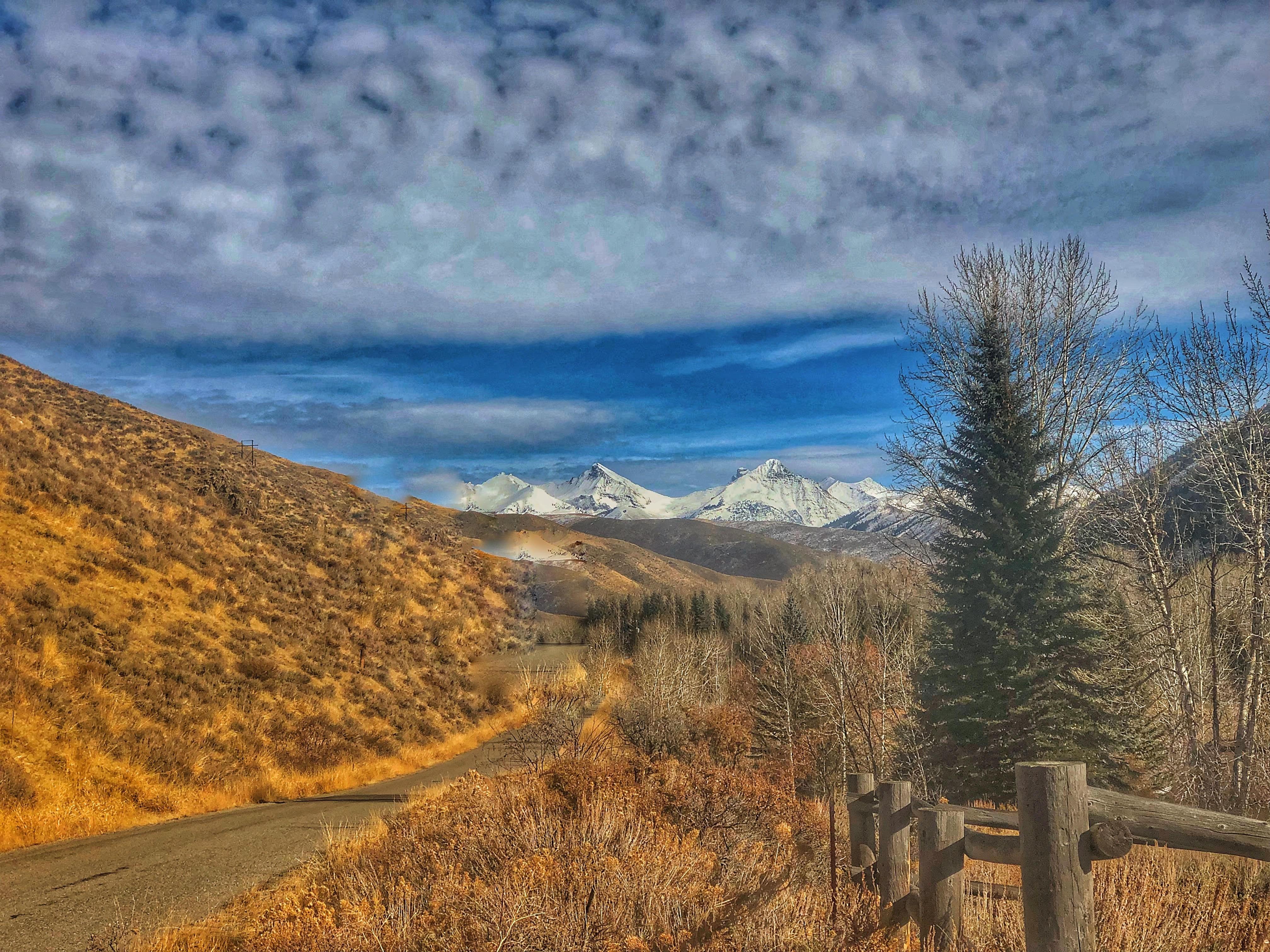 East Fork, South of Ketchum, Idaho