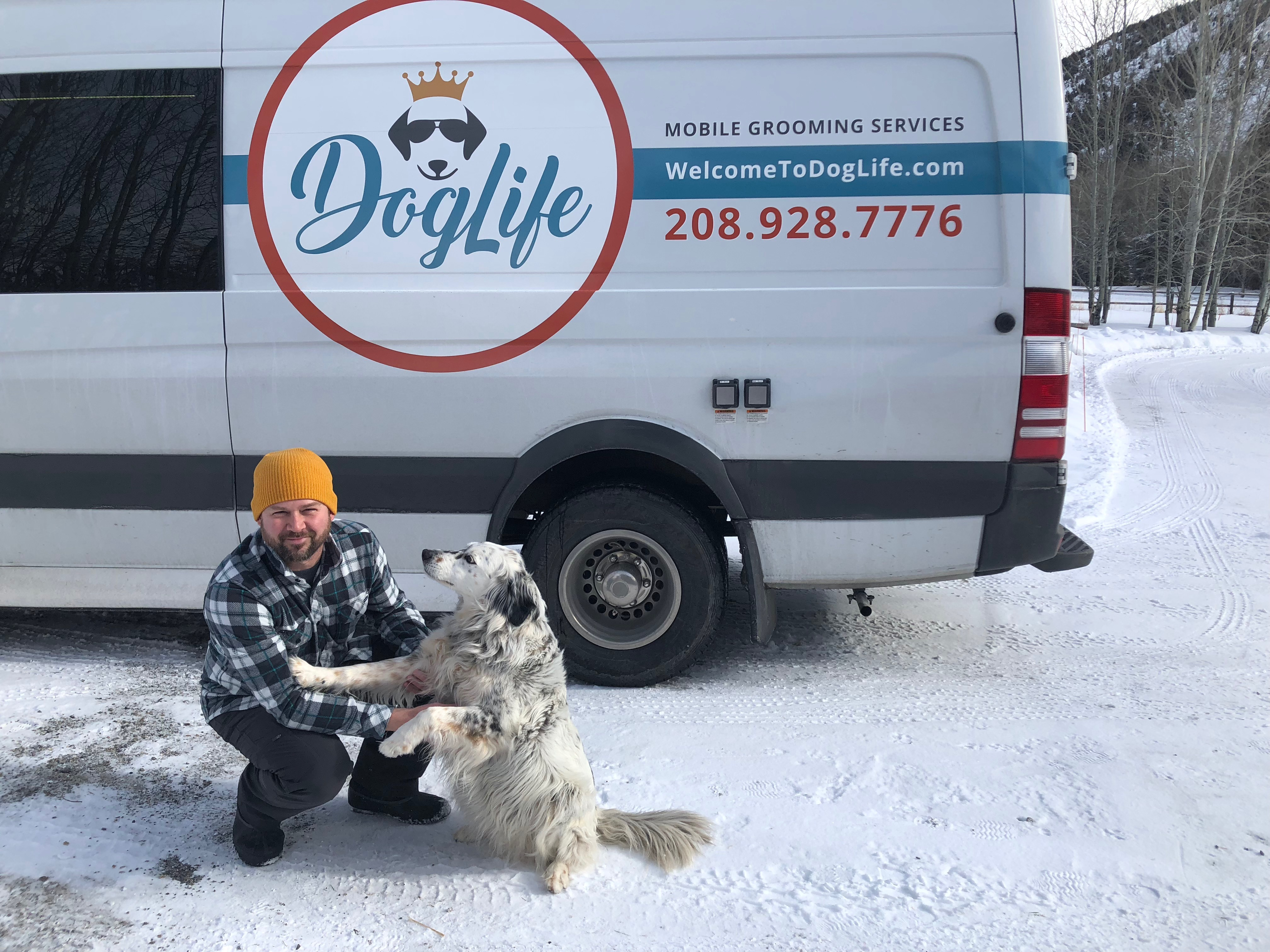 There's a New Business in Town | Welcome to Dog Life