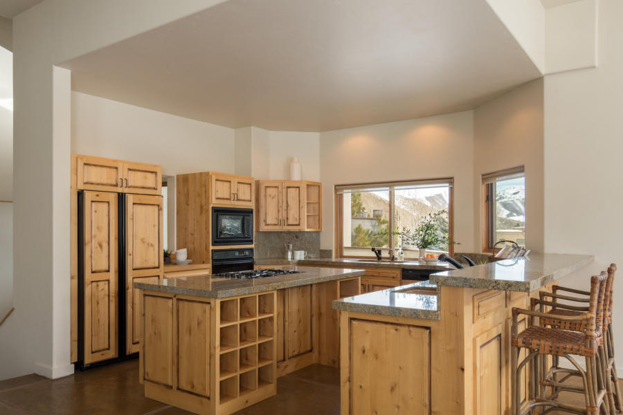 Open Floor Plan: Featured Home in Sun Valley, Idaho