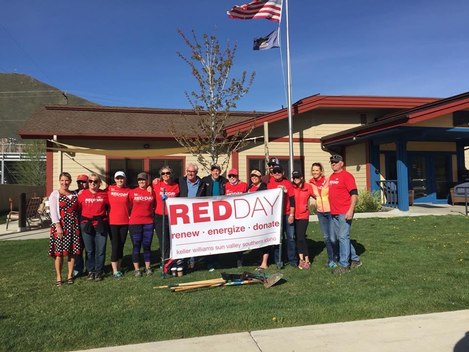 Keller Williams Sun Valley RED Day