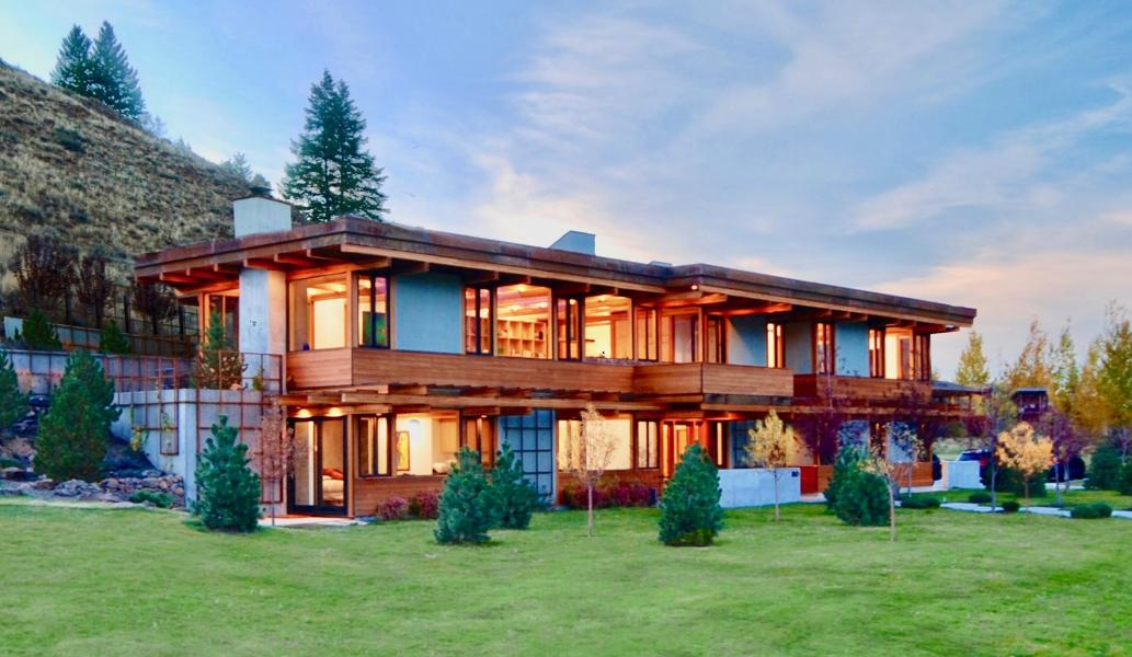 This Week's Featured Home in Sun Valley, Idaho