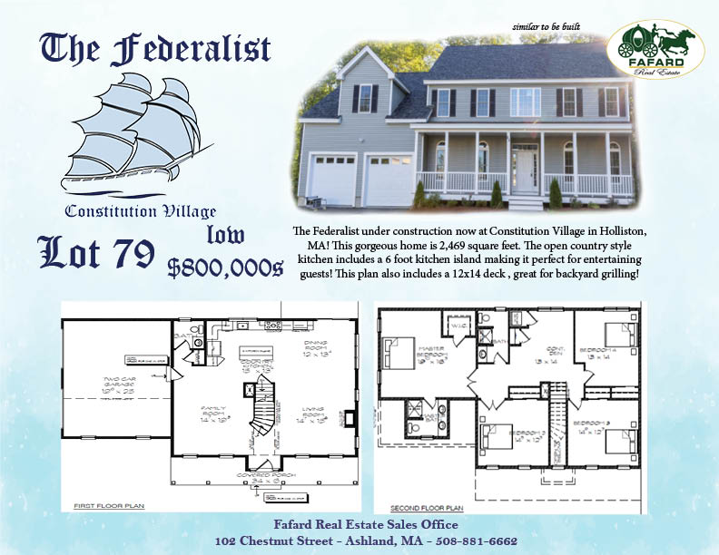 Home of the Week: The Federalist, Lot 79