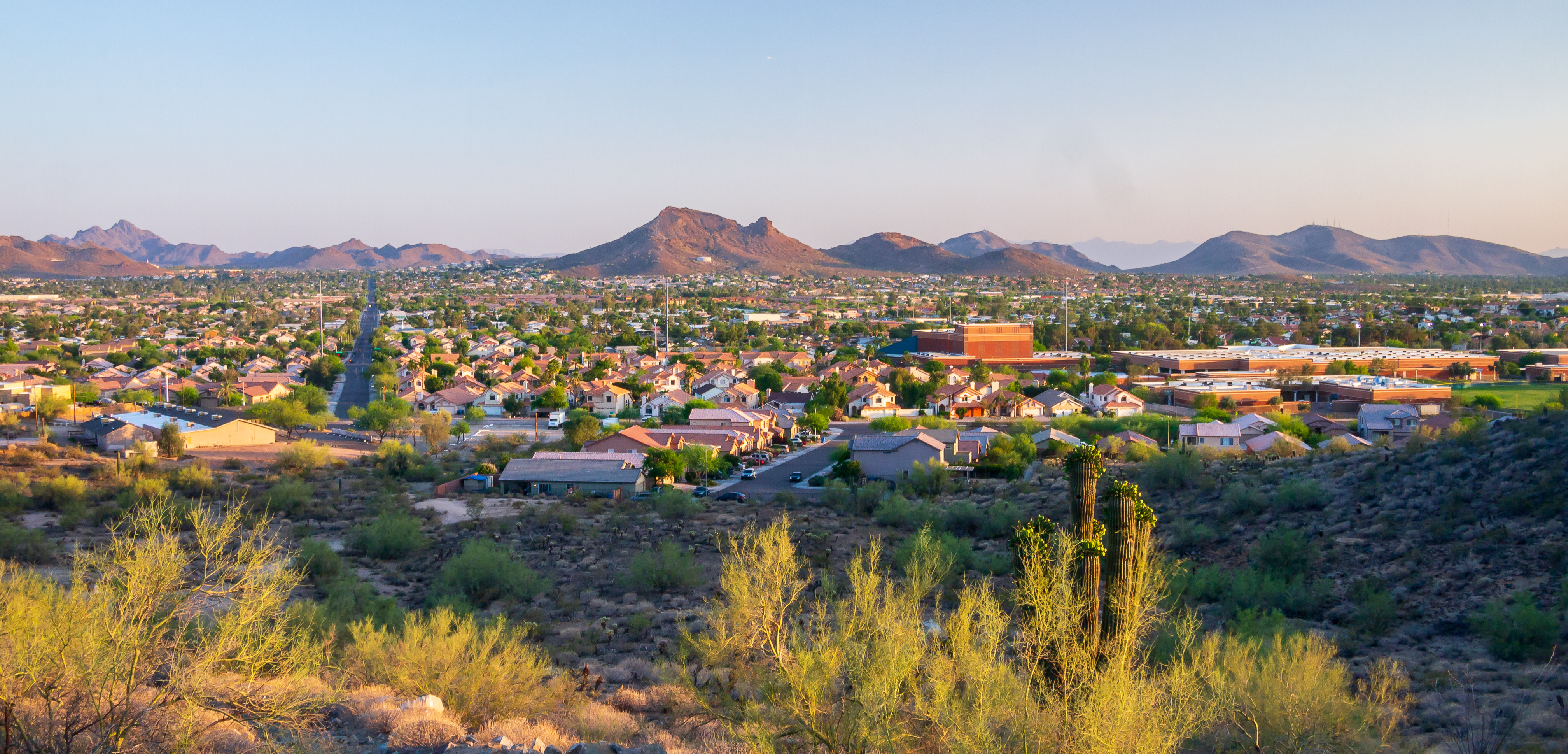 Who Is Moving To Arizona?