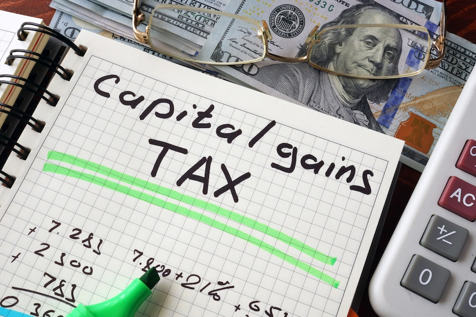 How to calculate capital gains tax when you sell your home – Capital Gain Tax Worksheet