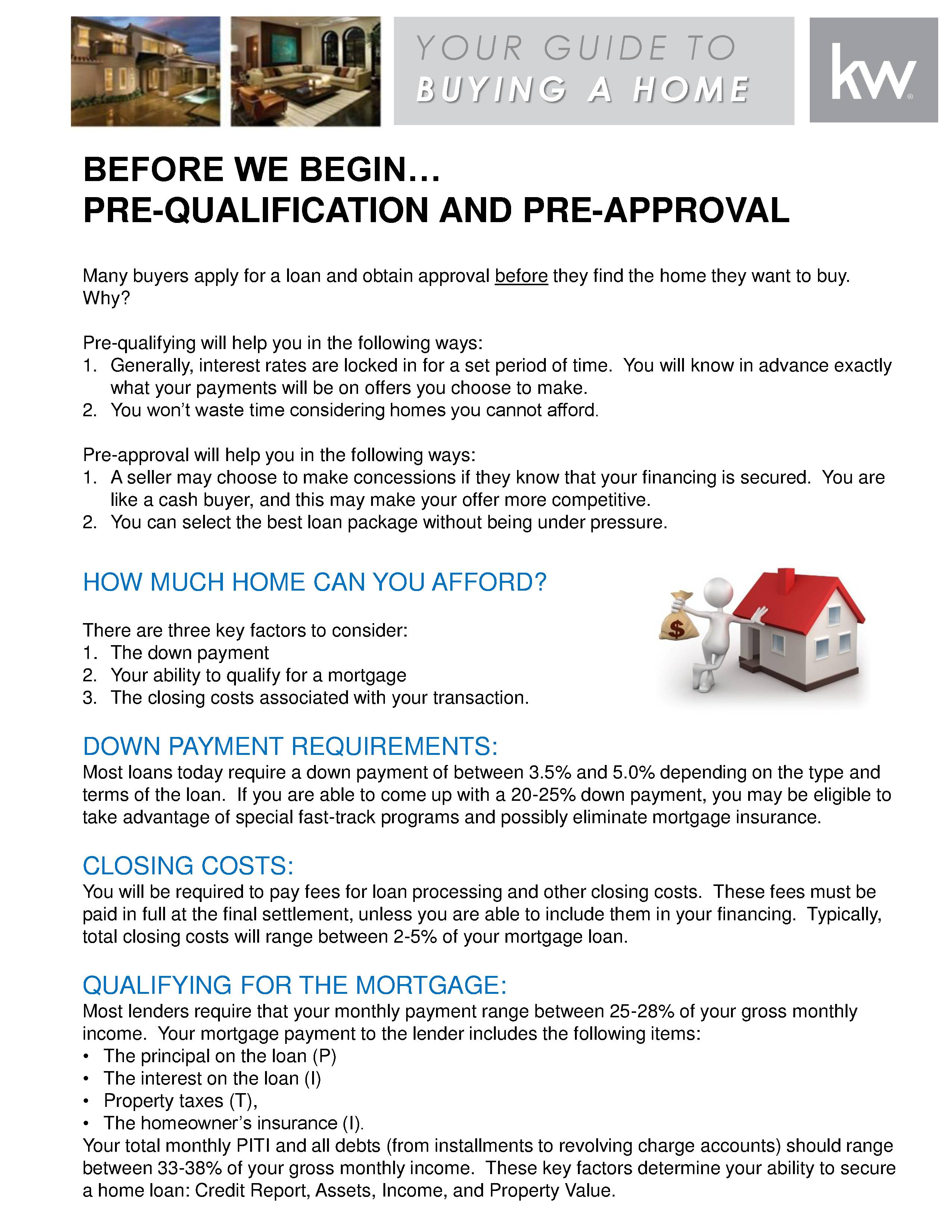 Austin Home Buyers Guide