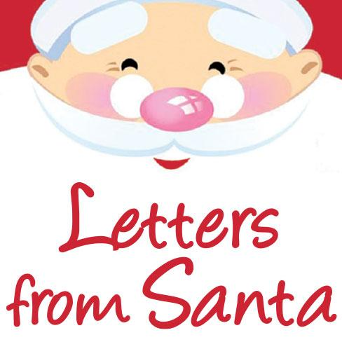 how to get a letter from santa postmarked north pole its free