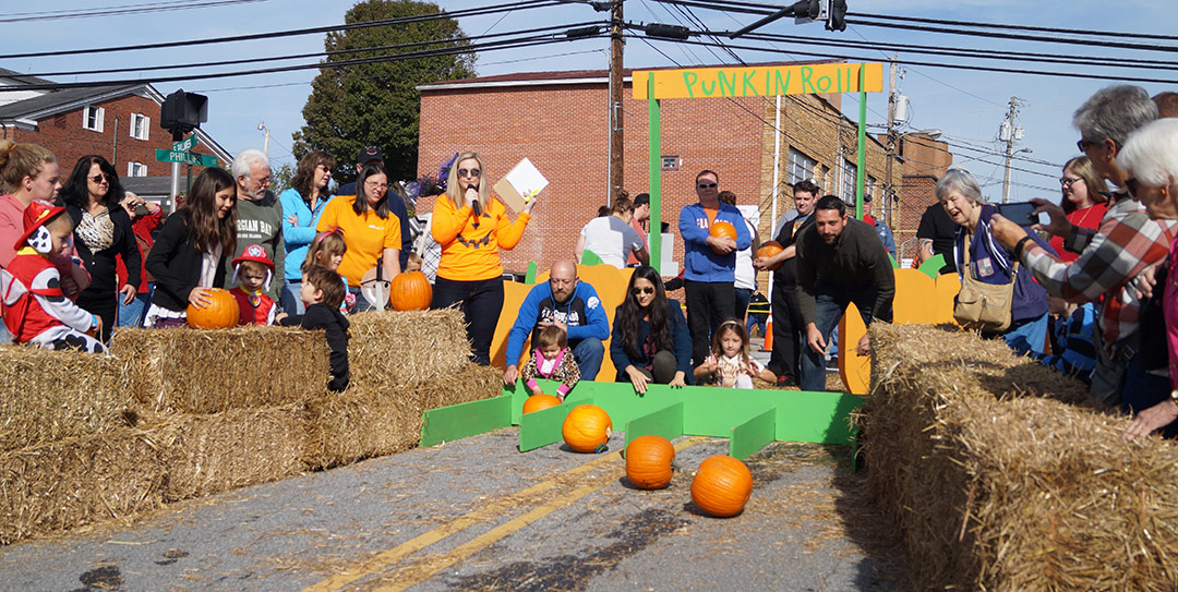 pumpkin fest franklin north carolina