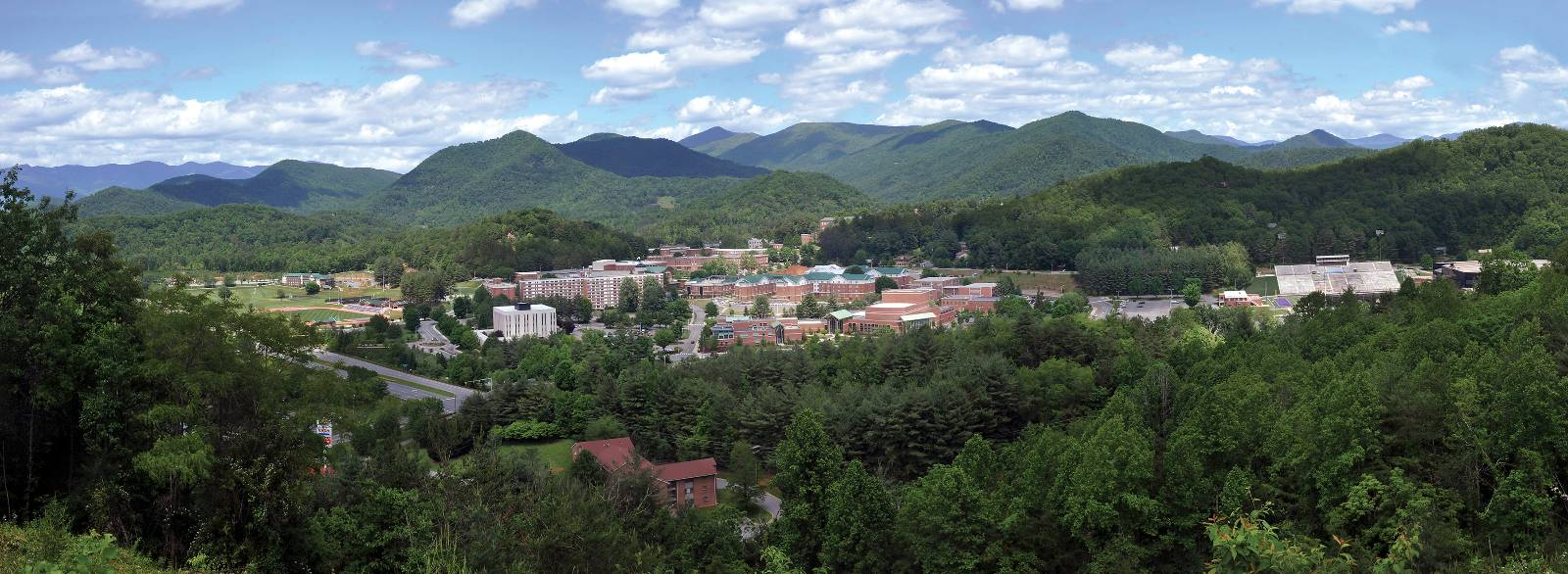western carolina university cullowhee nc