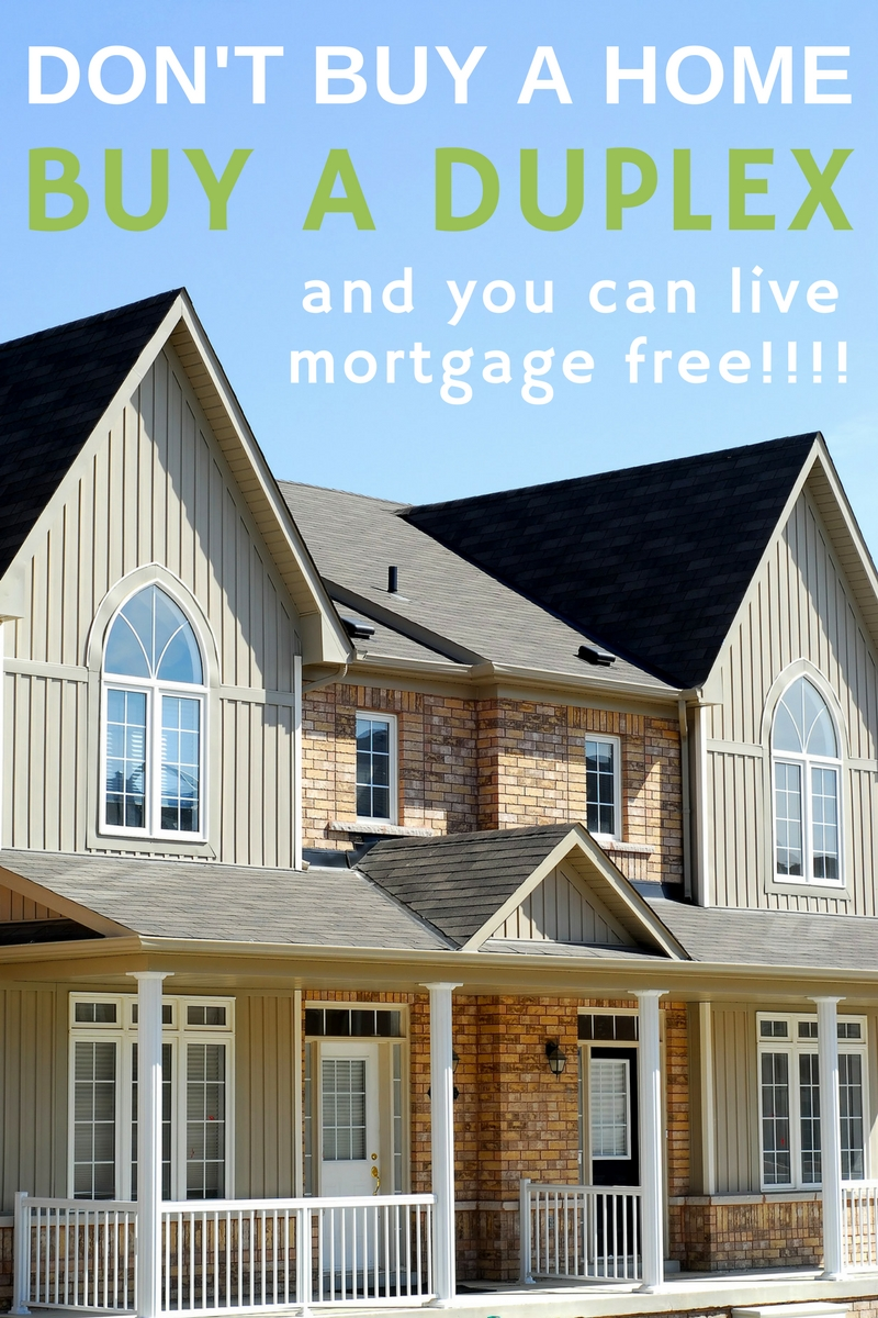 Buy an investment property instead of a home and live mortgage free!