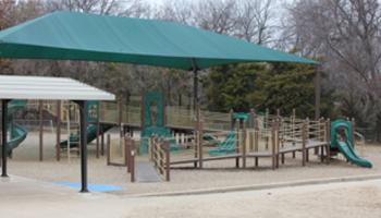 Flower Mound Elementary Playground