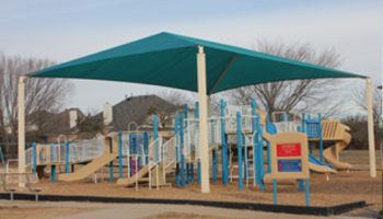 Prairie Trail Elementary Playground Flower Mound