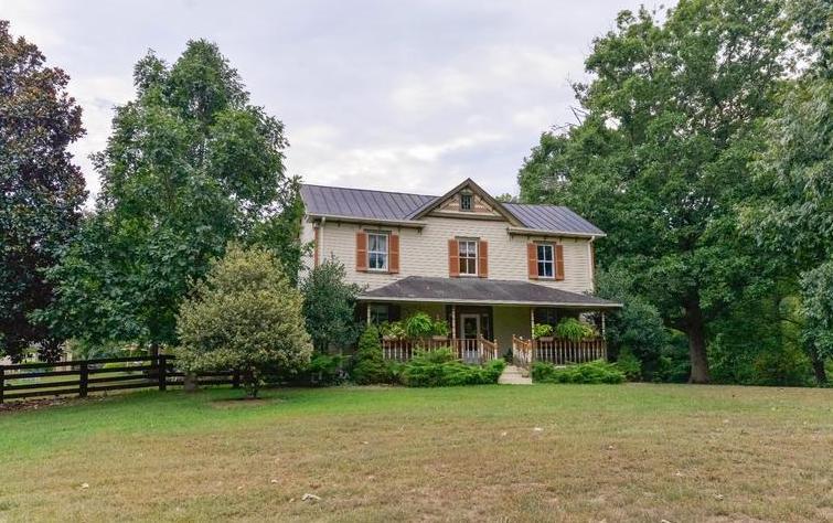 Ramey House-11529 PUTNAMS MILL RD, HUME, VA 22639