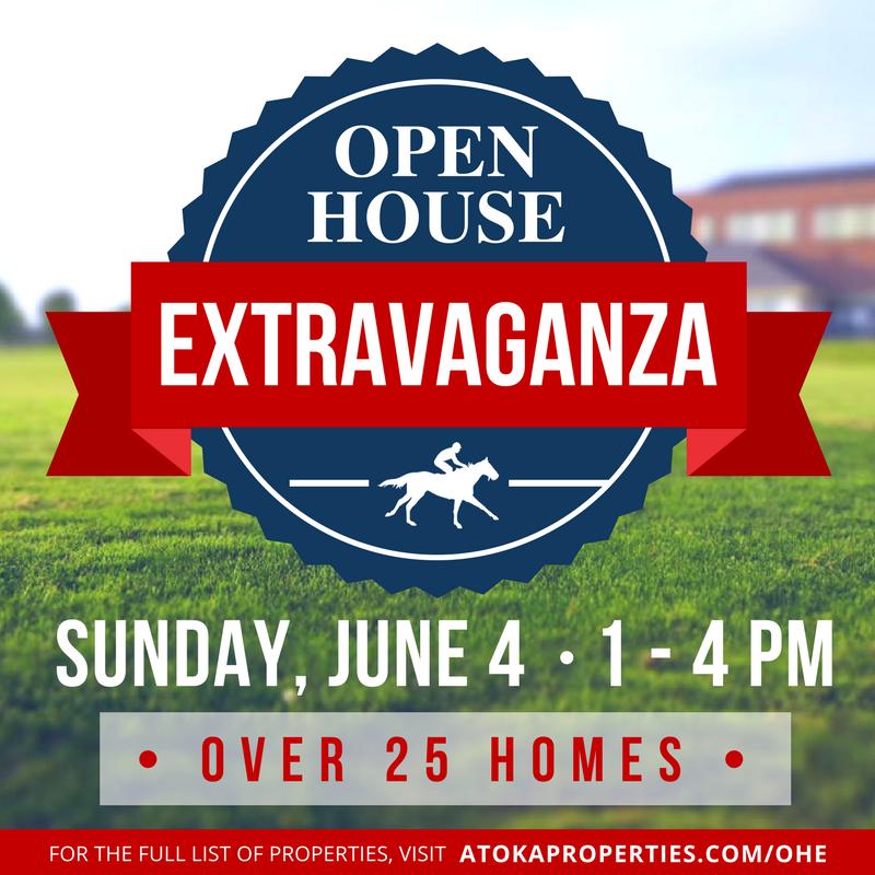 OPEN HOUSE EXTRAVAGANZA 2017