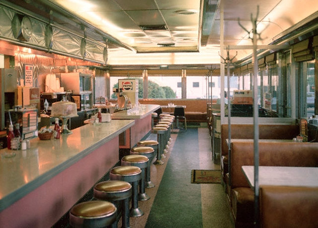 Frost Diner, Warrenton, VA