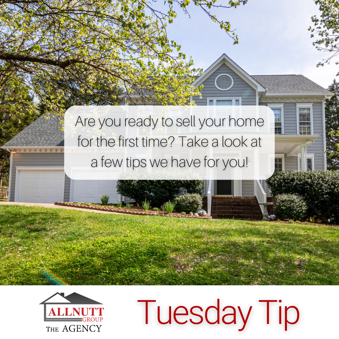 Ready to Sell Your Home for the First Time?