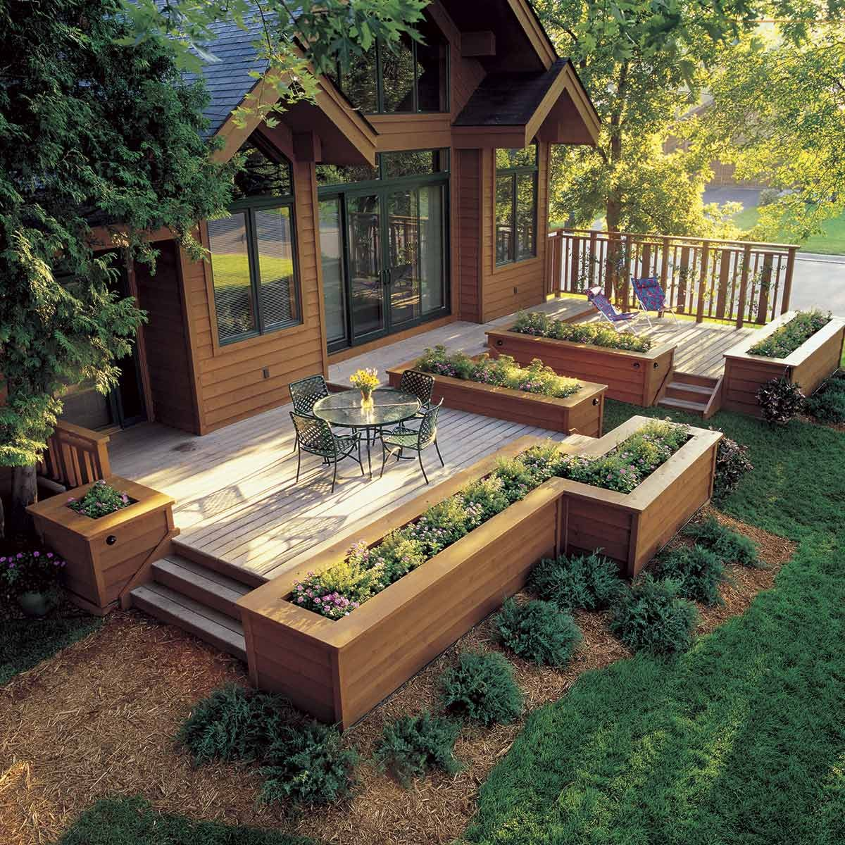 GIVE YOUR DECK A FACELIFT!