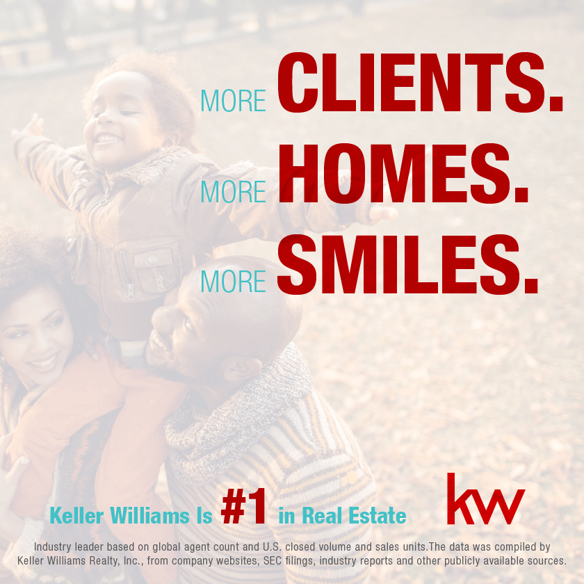 Keller Williams Realty Reigns with the