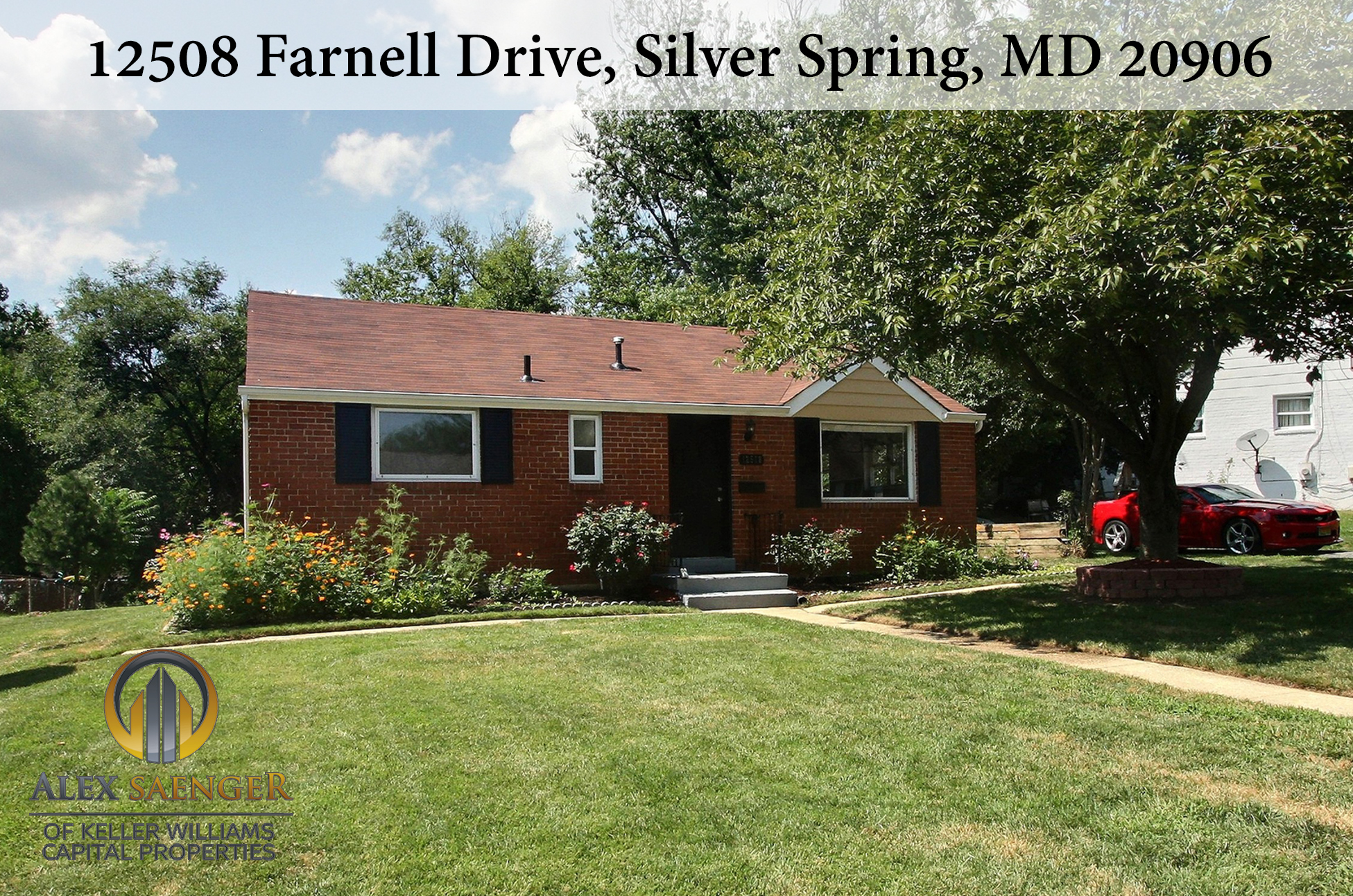 Farnell Drive, Silver Spring, MD 20906 is now on the market. This 4 ...