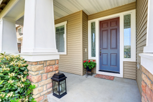 Creating a Welcoming Front Entrance