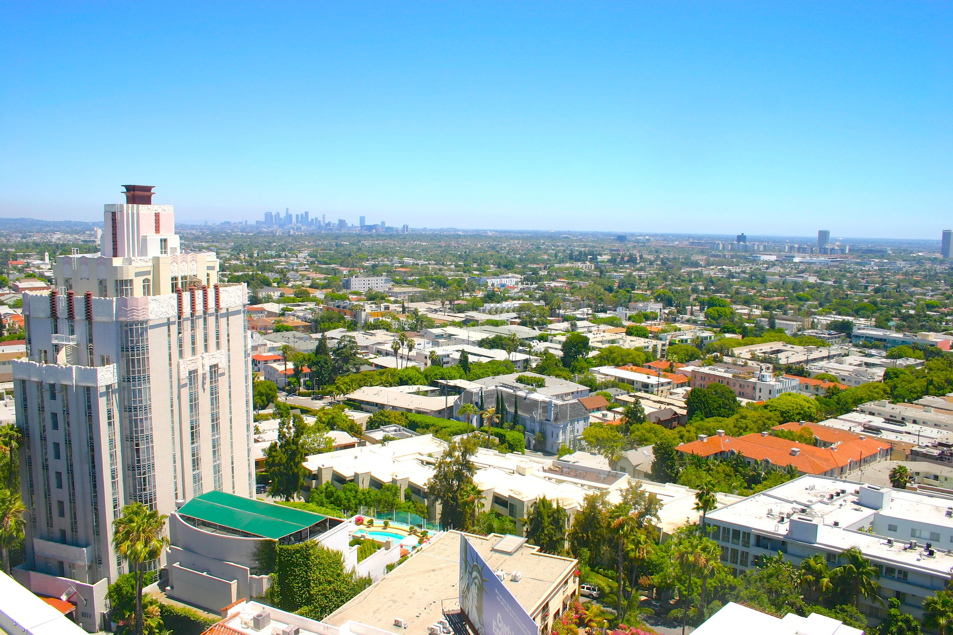 Sunset Tower, West Hollywood Real Estate