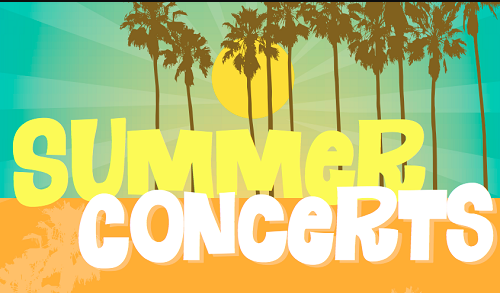 Summer Concerts are Back!