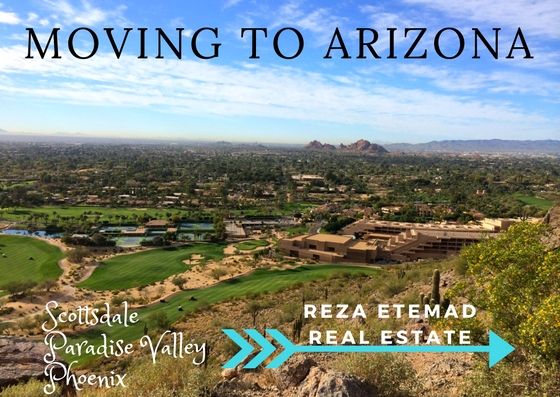 Reza Etemad Real Estate out of state Arizona