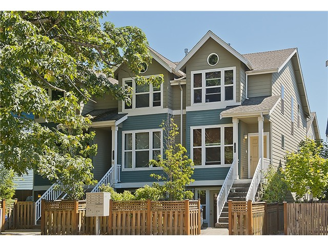 Seattle's Capitol Hill Townhome for sale
