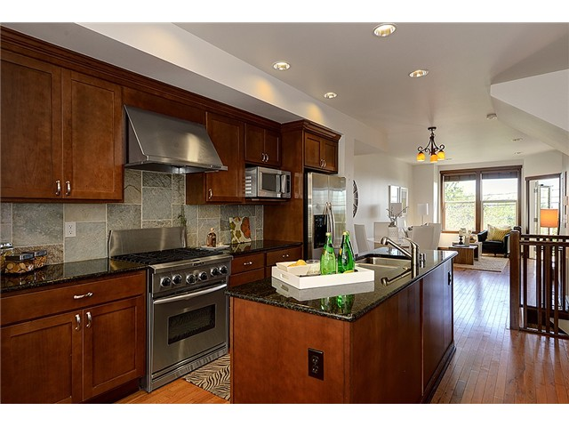 Seattle Capitol Hill Townhome Sold!