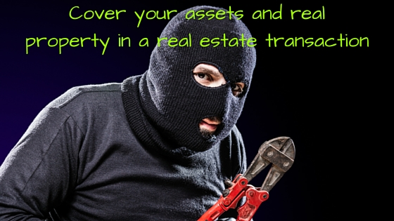 Real Estate Wire Fraud and Protecting Your Vacant Listings