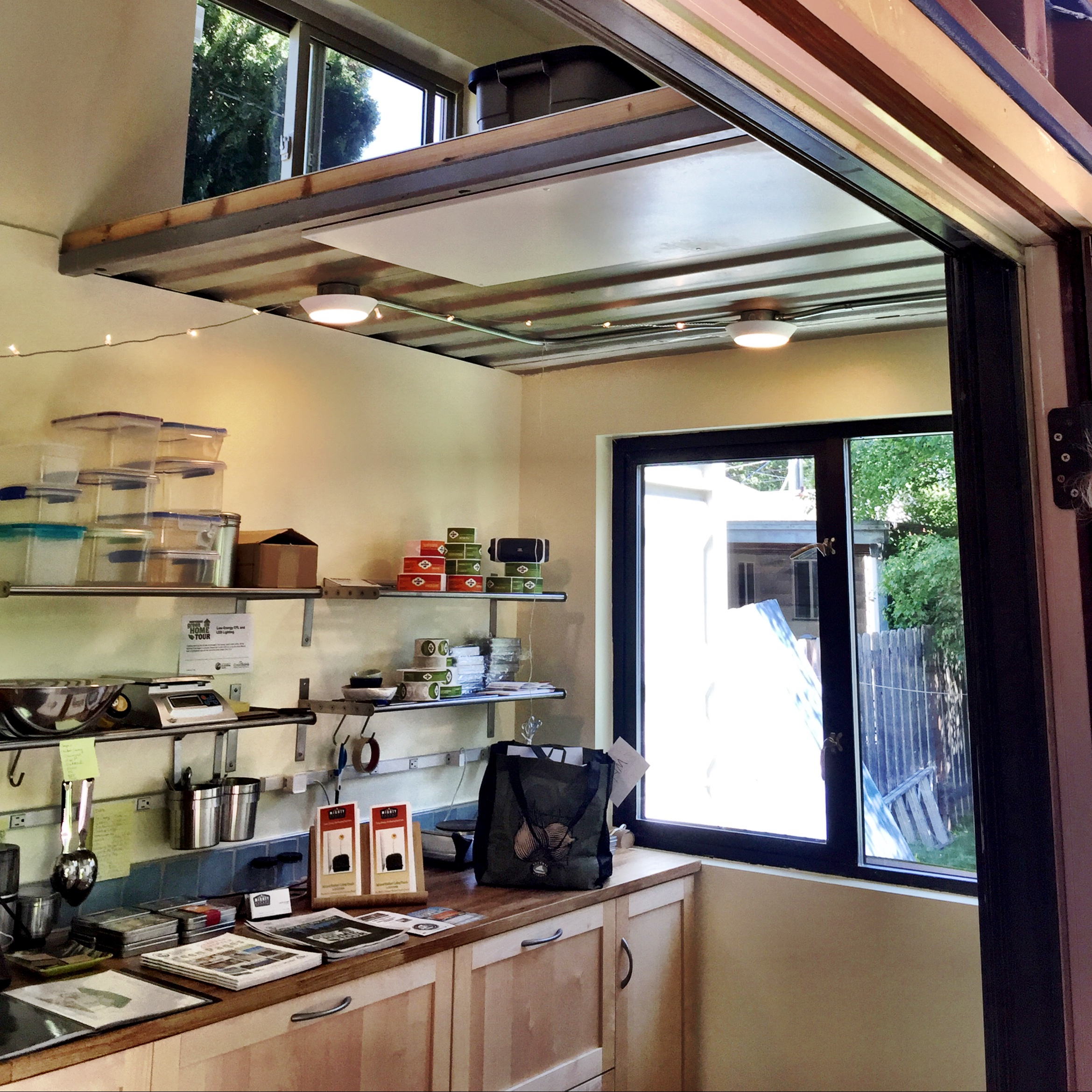 Seattle Cargo Container DADU from NW Green Home Tour