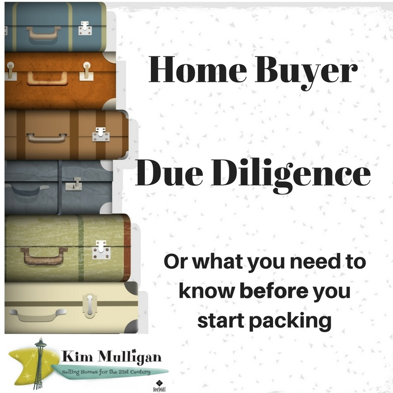 Home Buyer's Due Diligence Tips