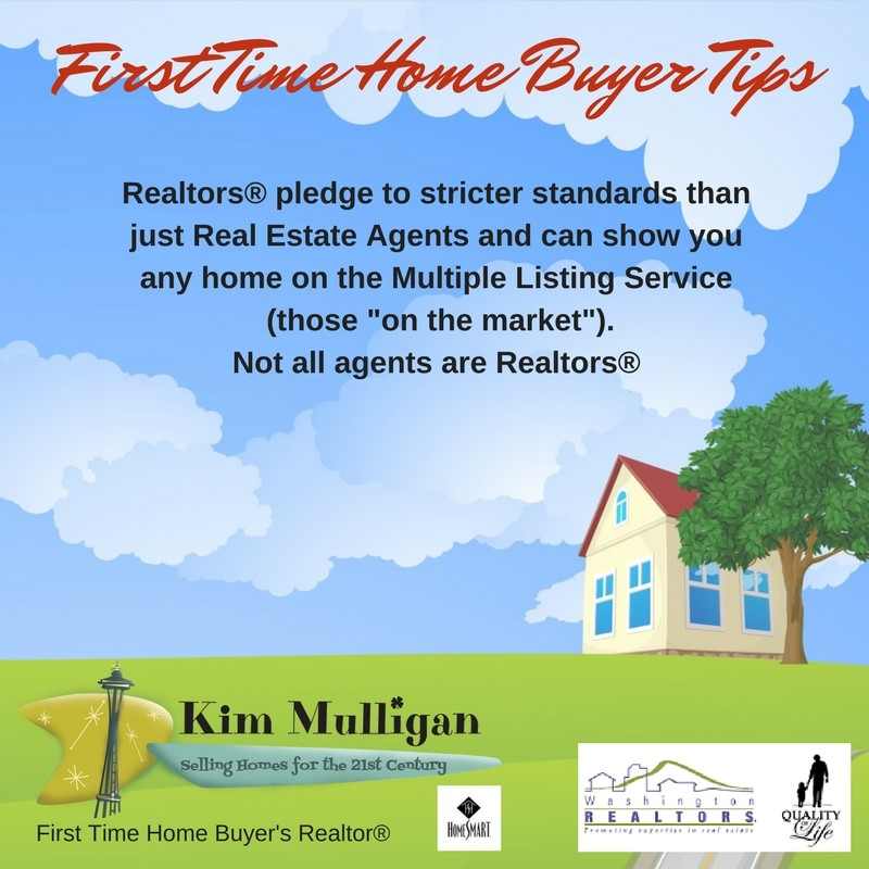 First time Home Buyers Tips-Realtor