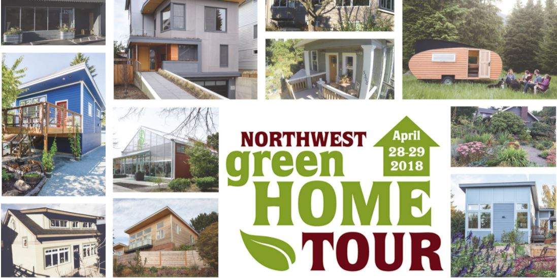 Seattle Green Home Tour