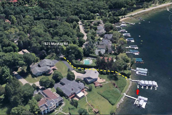 New Listing! 1/2 Acre Level Lot in Ceylon Ct Estates | 925 Maytag Rd, Lake Geneva WI