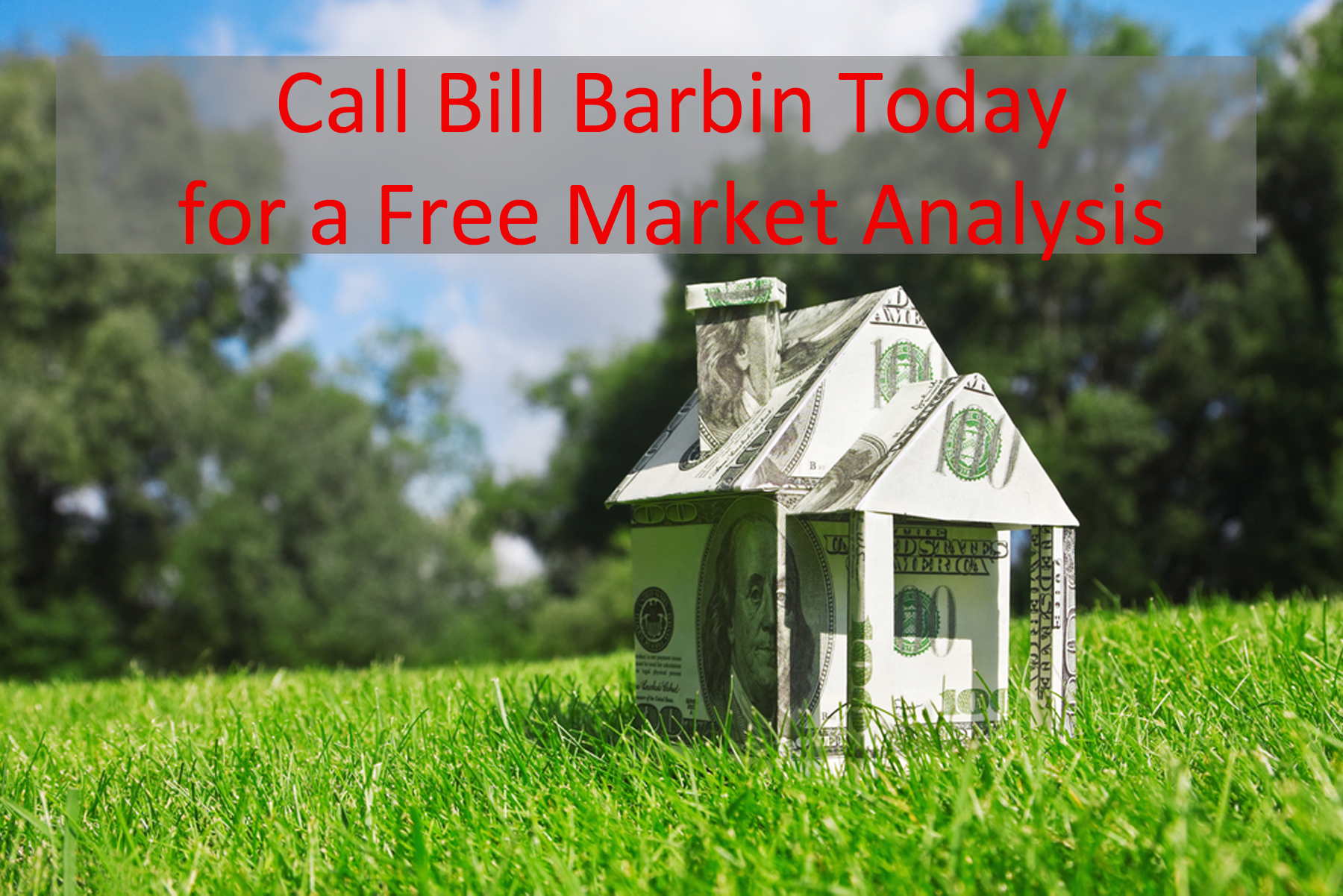 Free Market Value Report by Bill Barbin