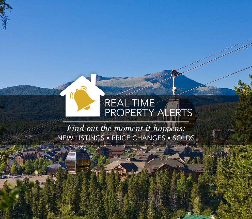 Property Alerts and Local Search Tools