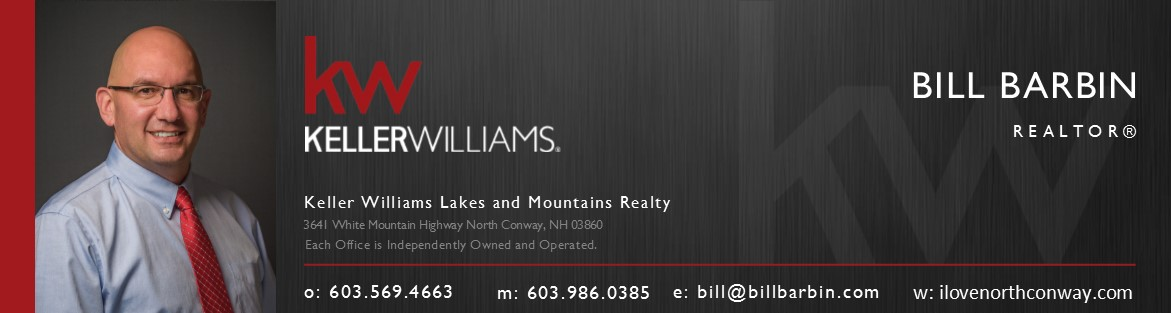 North Conway NH real estate agent Bill Barbin