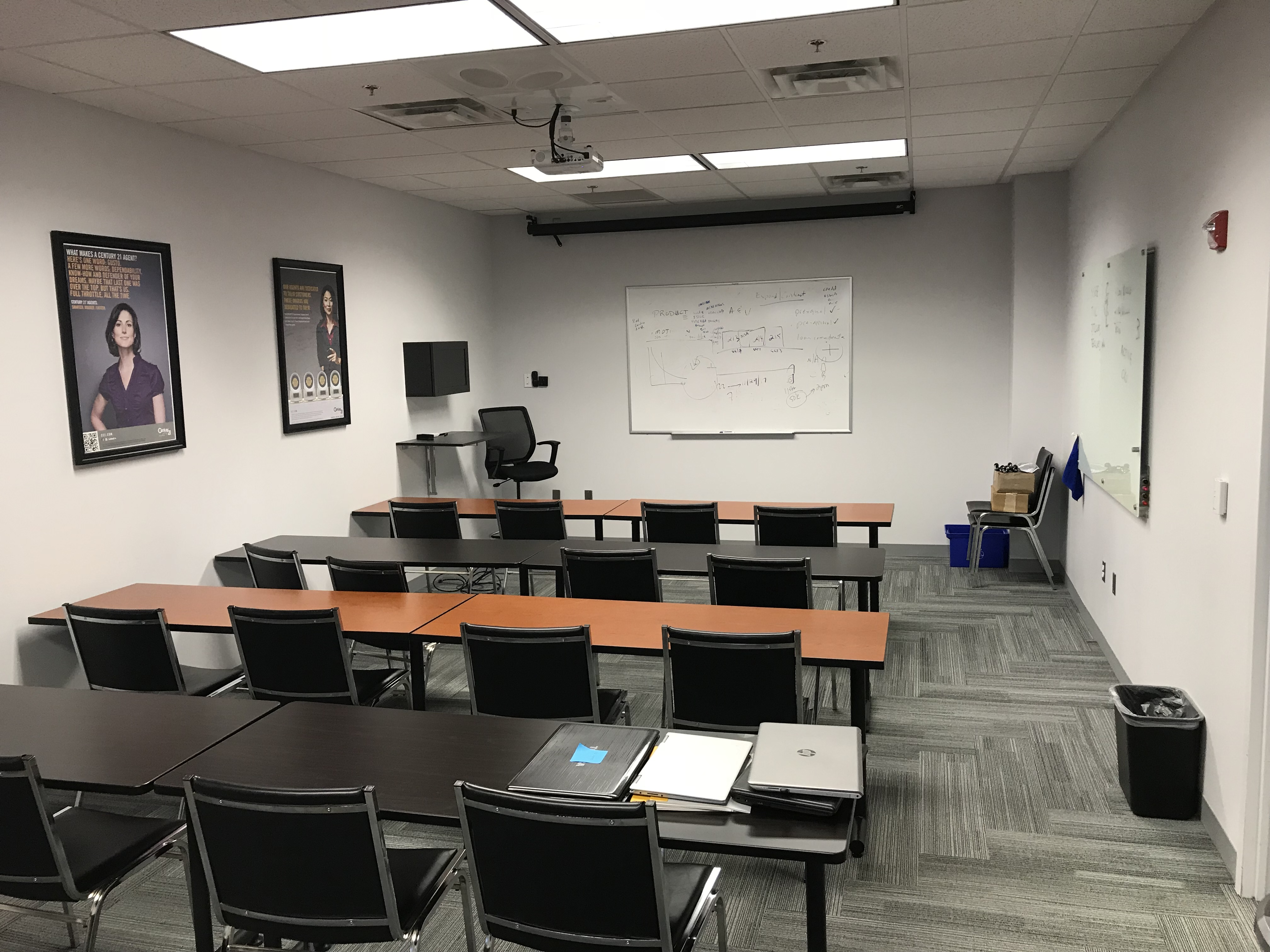 Rich Blessing Homes Training Room