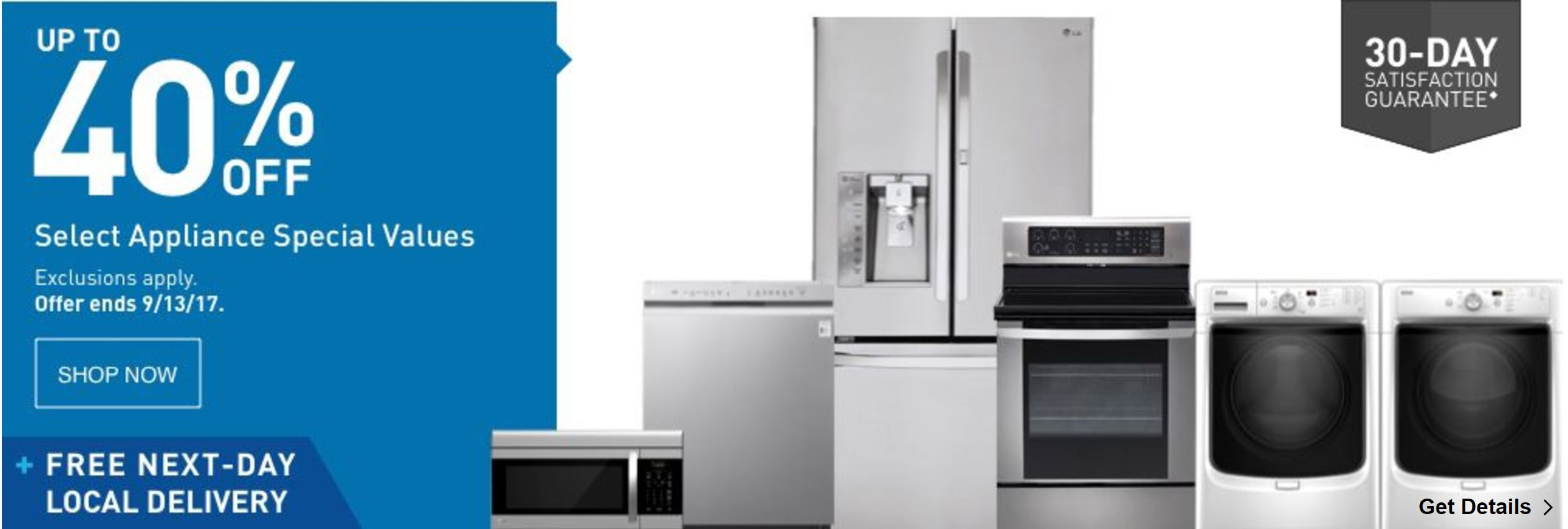 Top 5 Labor Day Sales for Home: Big Appliances, Must-Have Furniture ...