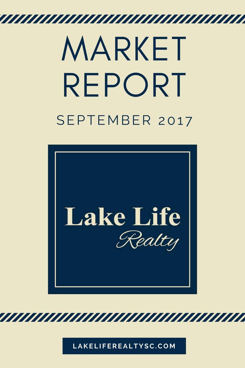 Lake Life Realty - September 2017 Market Report Cover
