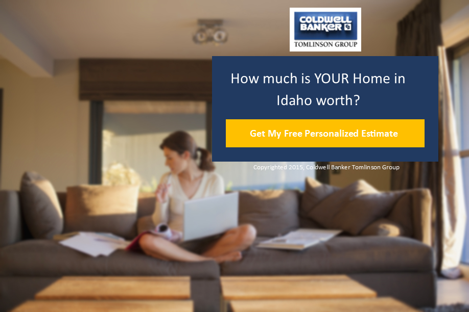 What is My HOME in Idaho Worth