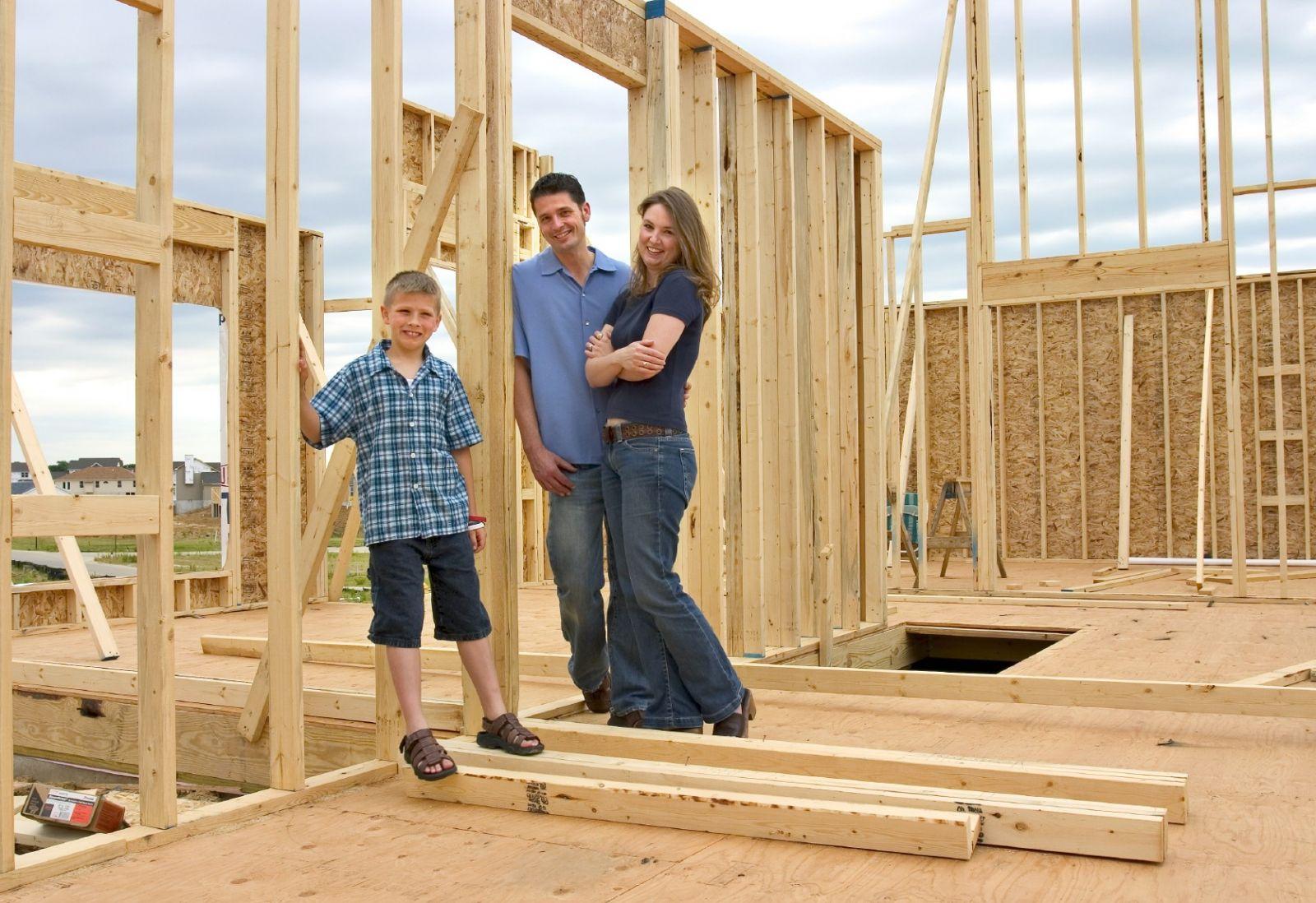 New Home Construction In Idaho