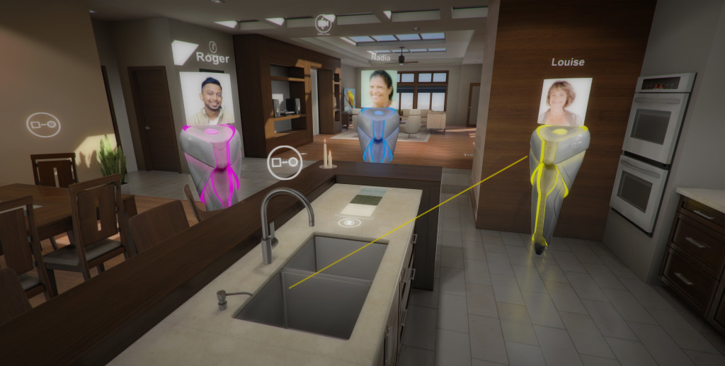 Mixed reality technology brings home design into a new dimension