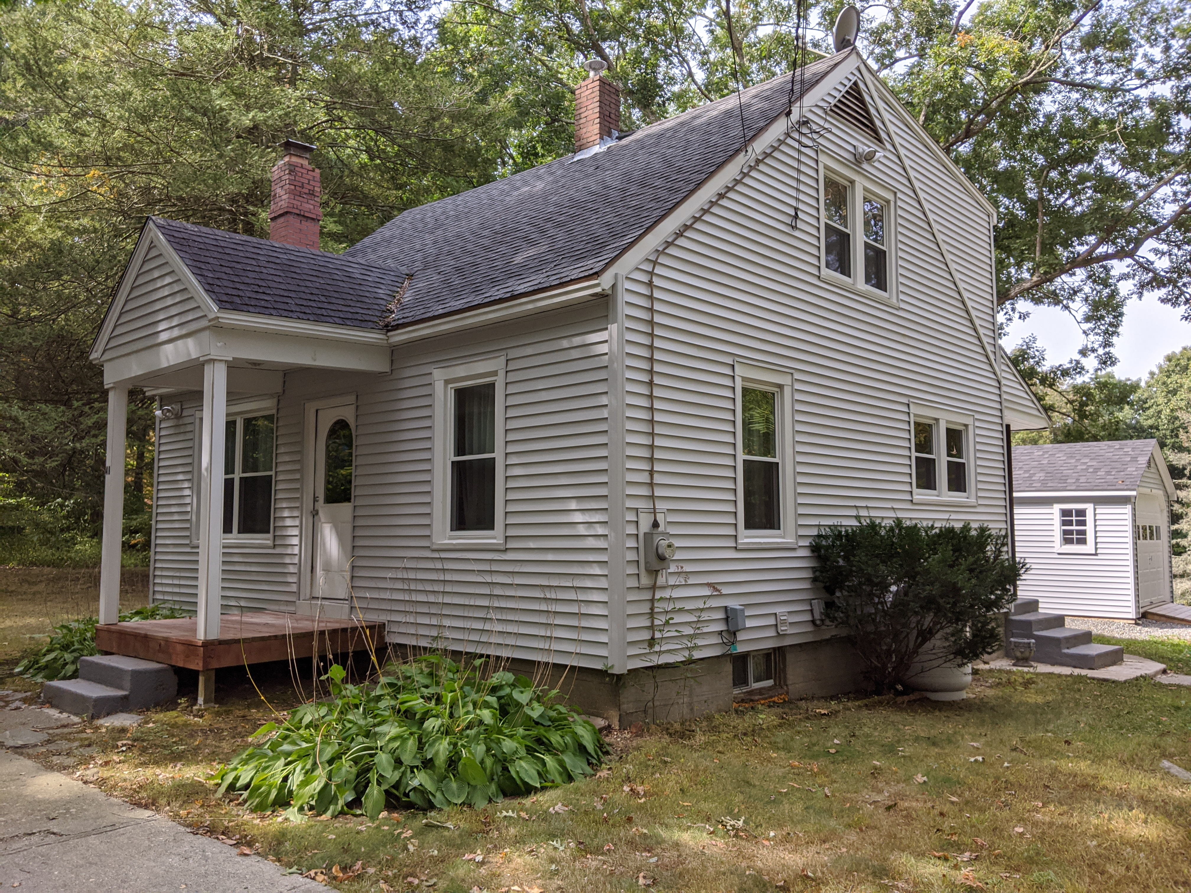 Bridget Morrissey eXp Realty Realtor sold 49 North Wawecus Hill Road in Norwich