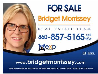 Bridget Morrissey eXp Realty Realtor Sold the Stonington Condo at 164 Hewitt Road