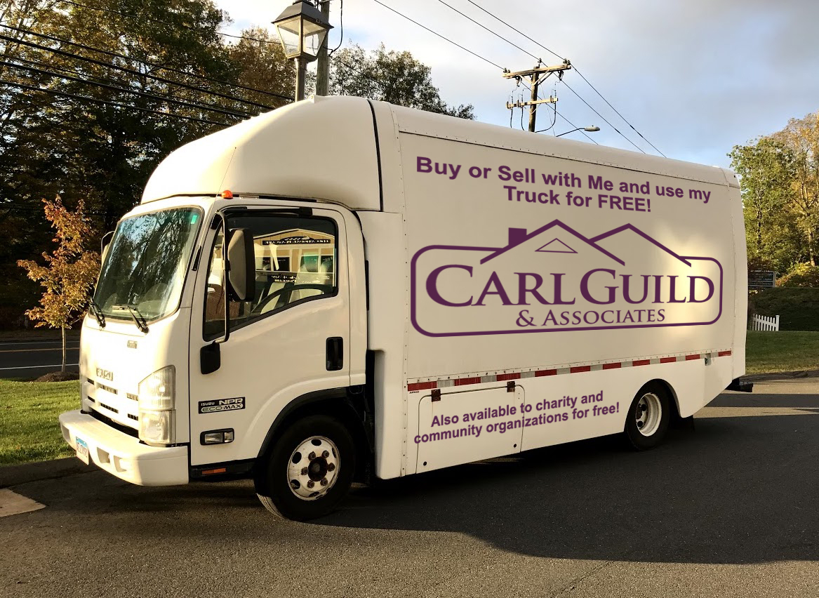 carl guild u0026 associates complimentary moving truck