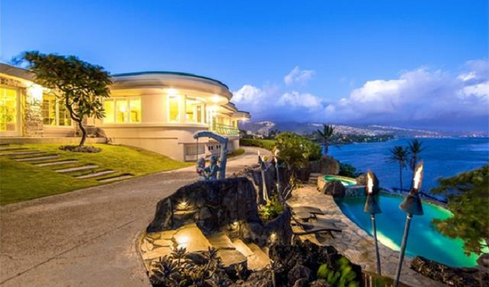 Luxury Homes in Hawaii - 4076 Puu Eleele in Kahala