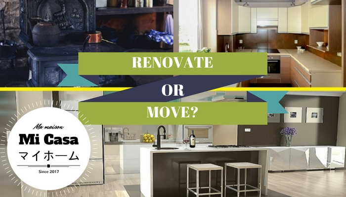 Hawaii Real Estate, Should I Renovate or Move? A Step by Step Guide to Help Decide!