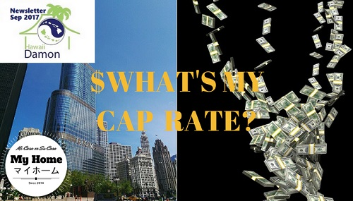 CAP (Capitalization) Rates and Hawaii Real Estate